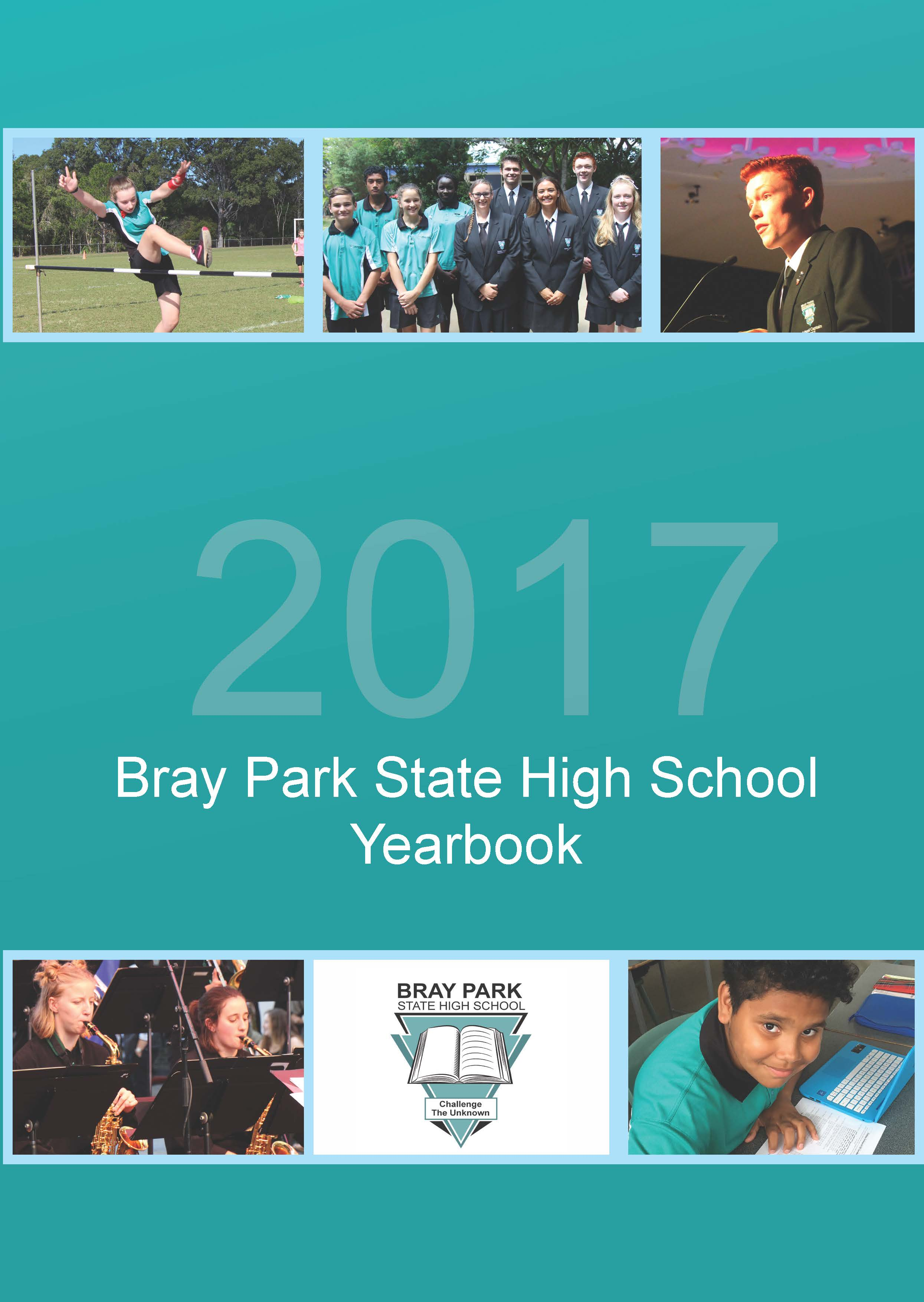 2017 Yearbook & Year 12 Magazine